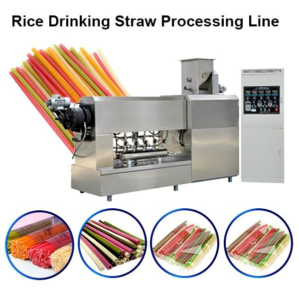 PP straw extruder for plastic mate #1 image