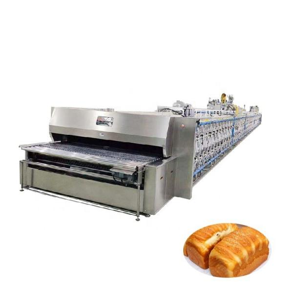 150kg/H Panko Breadcrumbs Producer Machine Line for Bread Crumbs Production #1 image