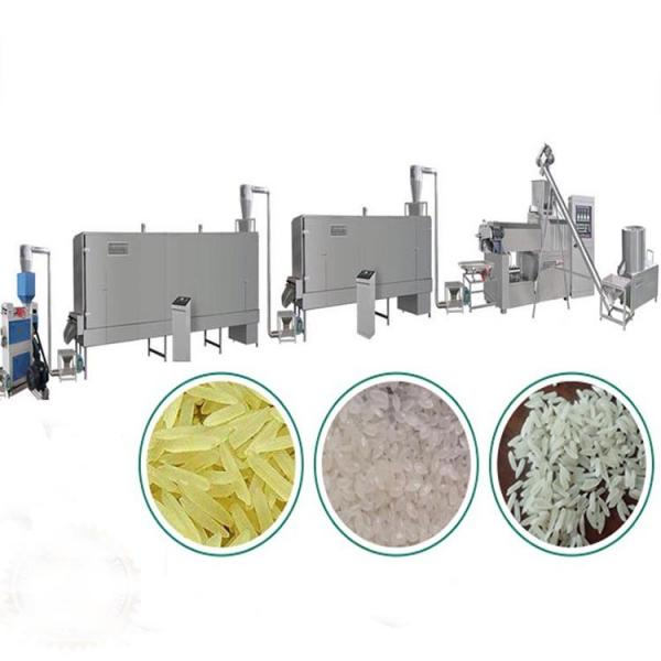 Complete Rice Processing Machine Production #1 image