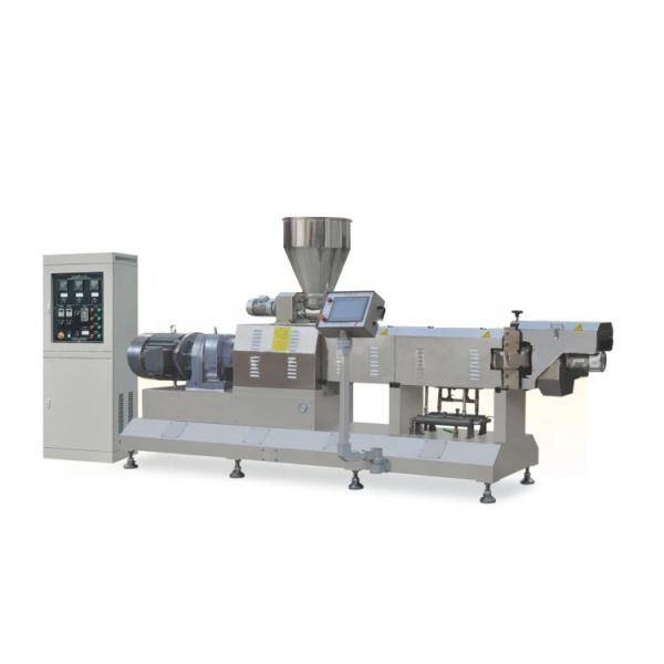 Automatic Chicken Rice Dinner Pet Canned Food Production Machine #1 image
