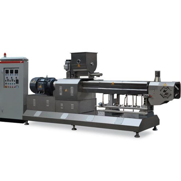 Sida Kbm-80 Dry Ice Rice Column Pellet Making Production Machine with Small Size #1 image
