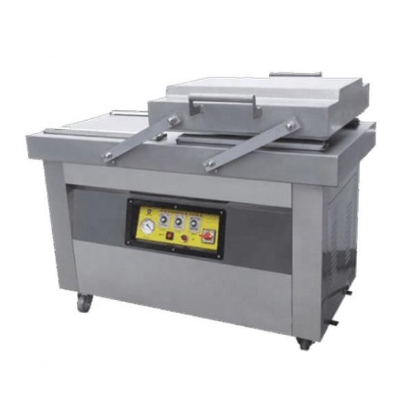 Dz400 Commercial Nitrogen Double Chamber Vacuum Packaging Machine for Food Egg #1 image